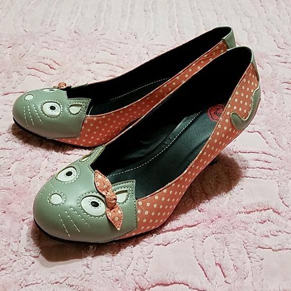 tuk Shoes | Zombie High Heels Rockabilly Pinup | Poshmark